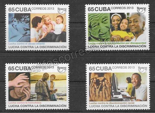 América Upaep Cuba 2013