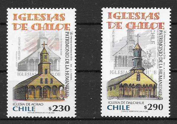 sellos arquitectura 2002 Chile