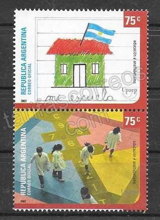 Argentina América UPAEP 2002