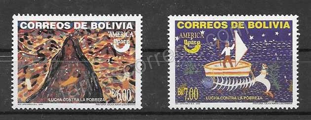 2005, América UPAEP Bolivia
