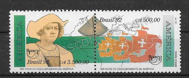 Brasil América UPAEP 1992